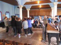 Israeli Group Dancing