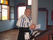Eitan Wearing Tahlit