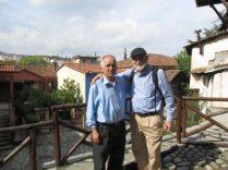 Pastor Niko and Eitan